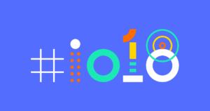 Lancement de Google Duplex, nouvelle intelligence artificielle de Google lors de l'I/O 2018