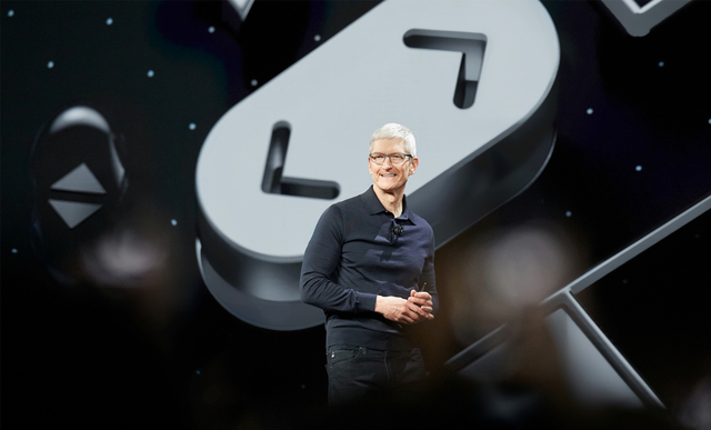 Dernières nouveautés par Apple annoncées lors de