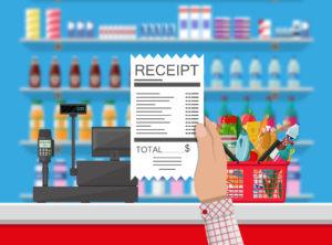 Le ticket de caisse papier disparaît petit à petit pour laisser place au ticket de caisse digital, réelle amélioration de l'expérience client